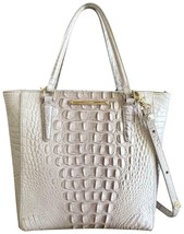 NEW! Authentic! BRAHMIN Harrison Carryall Top-Handle Tote Bag-Paloma - $329.07