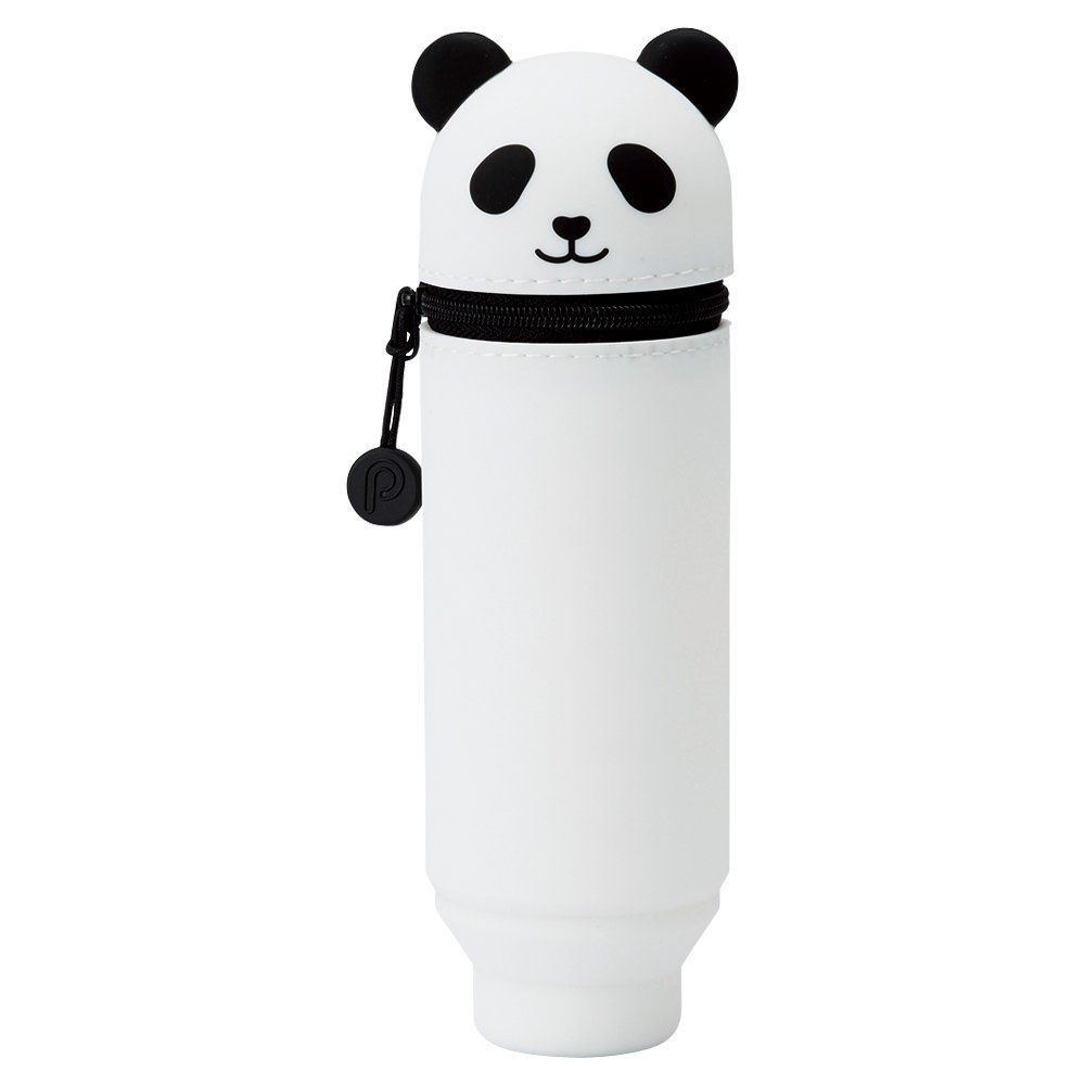 LIHIT LAB SMART FIT PuniLabo Stand Pen Case PANDA JAPAN GIFT