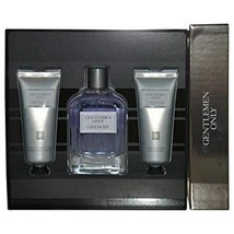 Givenchy Gentleman Only 3.3 Oz EDT + Aftershave 2.5 Oz + Shower gel 2.5 Oz Set image 1