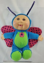 "Cabbage Patch Kids Cutie Rainforest Friends Butterfly Plush Doll 10"" CBK... - $14.01"