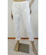 J Brand Designer 1221 Alex Cropped Stretch Slim Chino Twill Jeans Pants ... - $77.95