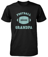 Football Grandpa Graphic Shirts Cute Christmas Gifts Ideas for Grandfather - $14.99+