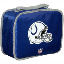 INDIANAPOLIS COLTS-INSULATED LUNCHBOX - $9.06