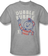 Dubble Bubble T-shirt retro 80's candy cotton distressed logo graphic tee dbl105 image 1