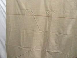 Calvin Klein Cambium Lines Khaki Pinstripe King Duvet Cover - $61.00