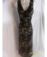 Old Navy Floral Print Full Length Dress Sz. 10 - $21.99