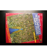 Buffalo Games Jigsaw Puzzle 1998 Peacock World's Most Difficult Jigsaw S... - $12.99