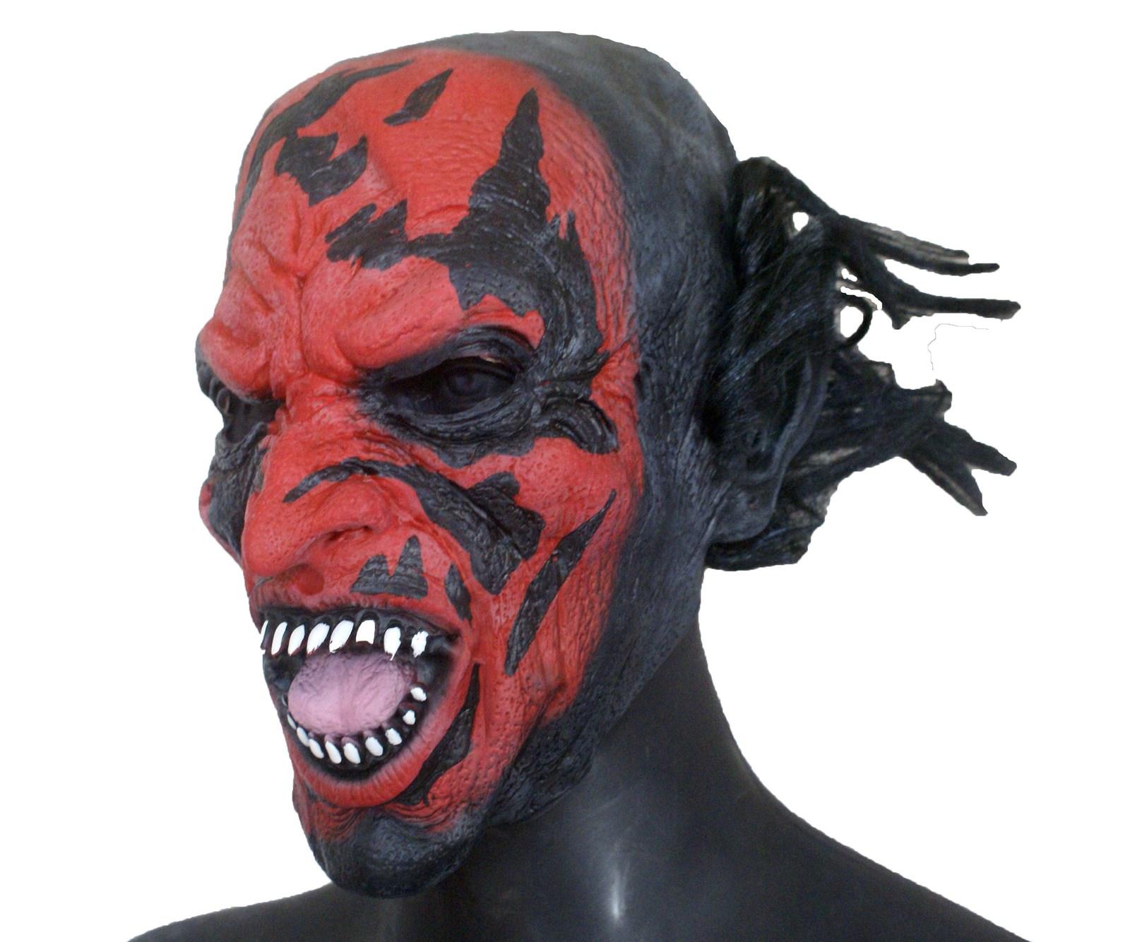... Insidious Demon Mask fancy dress DVD Cunjuring Bane Halloween Costume Cosplay ...  sc 1 st  Bonanza & Insidious Demon Mask fancy dress DVD and 50 similar items