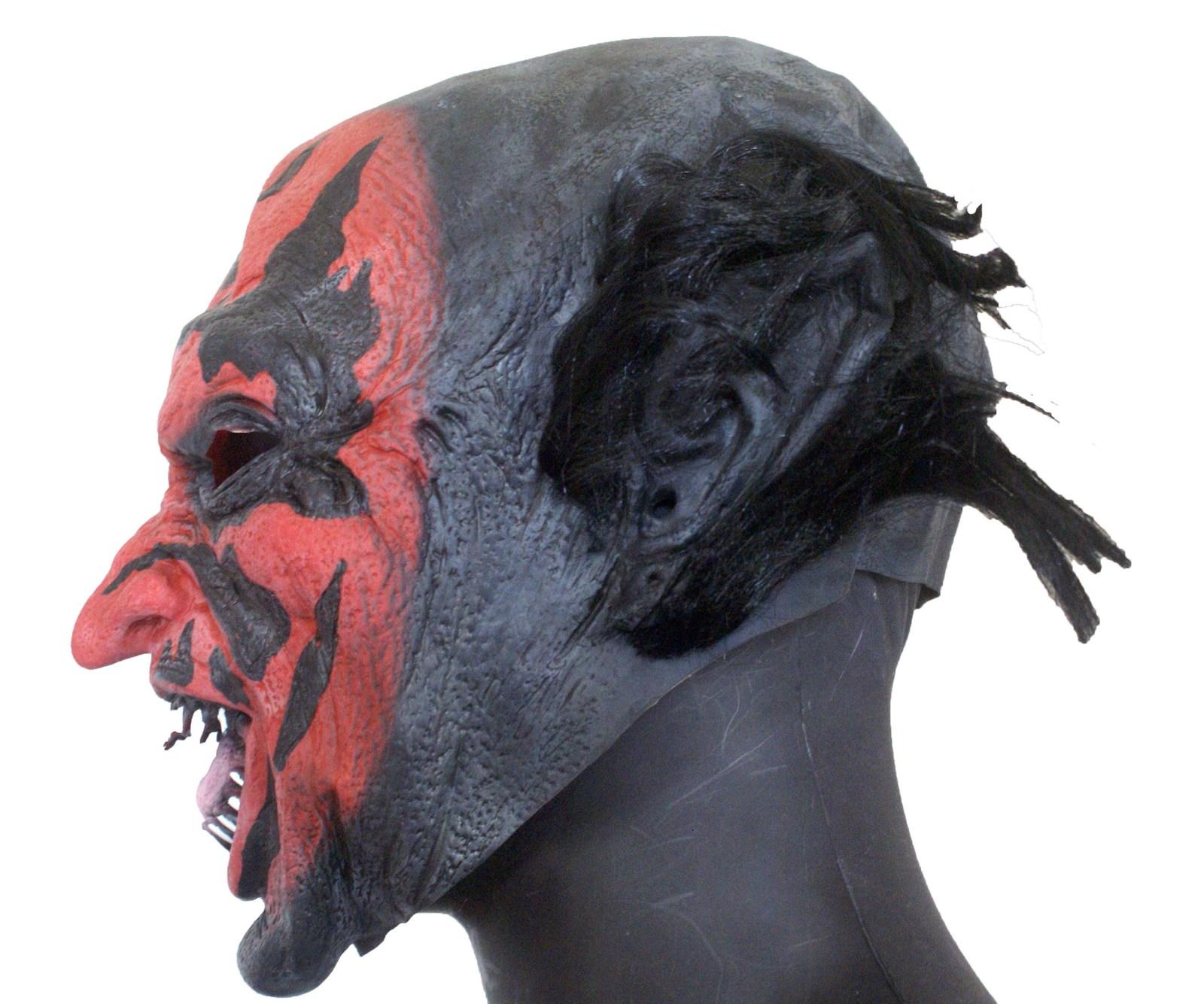 Insidious Demon Mask fancy dress DVD Cunjuring Bane ...