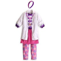 Disney Store Deluxe Doc McStuffins Costume (XS Extra Small 4) - $1.016,99 MXN