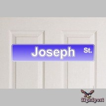 Joseph Bedroom Name Sign - - Any Name! [Kitchen] - $10.72 CAD