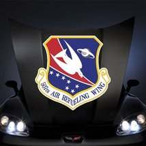 "Air Force USAF 507th Air Refueling Wing 20"" Huge Decal Sticker - $14.44"