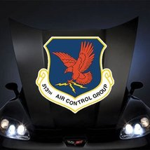 "Air Force USAF 513th Air Control Group 20"" Huge Decal Sticker - $14.44"