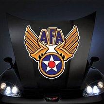 "Air Force USAF Association Gold 1 20"" Huge Decal Sticker - $14.44"