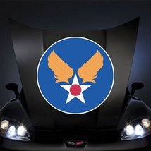 "US Army Air Forces SSI 20"" Huge Decal Sticker - $14.44"