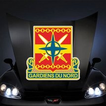 "US Army 147th Personnel Services Battalion DUI 20"" Huge Decal Sticker - $14.44"