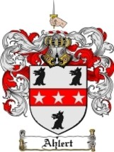 Ahlert Family Crest / Coat of Arms JPG or PDF I... - $6.99