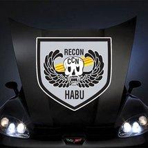 "US Army Vietnam Pocket Patch Recon Team Habu 1 20"" Huge Decal Sticker - $14.44"