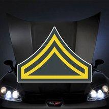 "US Army USMA Sleeve Insignia Platoon Sergeant 20"" Huge Decal Sticker - $14.44"