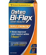 Osteo Bi-Flex Triple Strength Coated Tablets (Pack of 40), Joint Health - $58.78