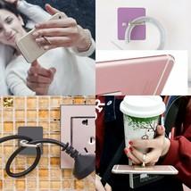 4Packs Universal Smartphone Ring Grip Stand Holder Car Mounts Cradle for