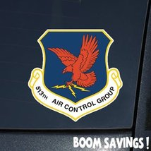 "Air Force USAF 513th Air Control Group 6"" Decal Sticker - $4.99"