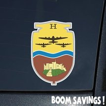 "Air Force USAF 390th Bomb Group 6"" Decal Sticker - $4.99"