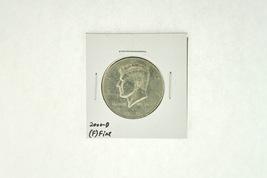 2000-D Kennedy Half Dollar (F) Fine N2-4008-6 - $1.99