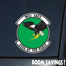"Air Force USAF 962nd Airborne Air Control Squadron 6"" Decal Sticker - $4.99"