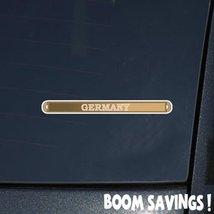 """US Army AFR Germany Bar 6"""" Decal Sticker - $4.99"""