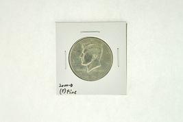 2000-D Kennedy Half Dollar (F) Fine N2-4008-9 - $1.99