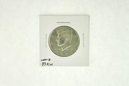 2000-D Kennedy Half Dollar (F) Fine N2-4008-10 - $1.99