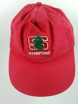 Stanford Cardinal Tree Red Adjustable Cap Hat - $17.27