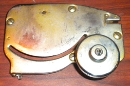 M. Wards Rotary Free Arm Face Plate w/Tension Dial Assembly & Mounting S... - $15.00
