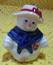 Enesco Priscilla Hillman Snow Folks Christmas Ornament - $5.20