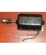 M. Wards Rotary Free Arm Internal 1.2 Amp Motor Tested & Works w/Bobbin ... - $15.00