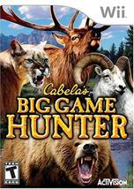 Cabelas' Big Game Hunter (Nintendo Wii) Brand NEW! - $24.99