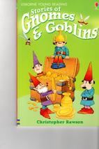 Stories of Gnomes & Goblins - $4.95