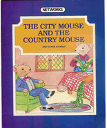 Childrens Books (5  Books) City Mouse Country Mouse, We Wrote to Grandma... - $9.95