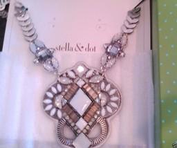 STELLA & DOT KAIA PENDANT NECKLACE New in Box t... - $112.10