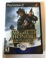Medal of Honor Frontline - Playstation 2 - Replacement Case - No Game - $5.93