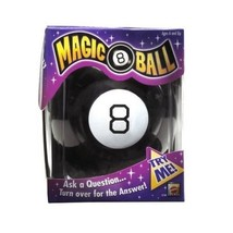 Kids Gift Magic 8 Ball by Mattel Brand New Shake Eight Game Classic Toys... - $12.72