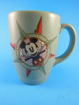 Disney WALT DISNEY WORLD TOUR Mickey Mouse Mug Cup Magic Kingdom Epcot, ... - $7.61