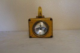 Vintage Military Submarine Yellow Emergency Light - $119.55