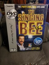 The Singing Bee DVD Game - New Sealed - $7.00