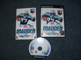 Playstation 2 Madden NFL Football - $5.99