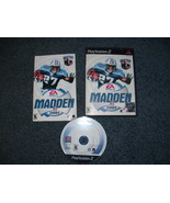 Playstation 2 Madden NFL Football - $5.99