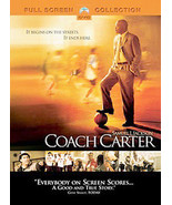 Coach Carter (DVD, 2005, Full Screen Collection... - $6.98