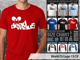 T Shirt Deadmau5 DJ Theme Many Color  - $9.99+
