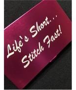 Pink Life's Short Stitch Fast Bead needle bead ... - $14.40